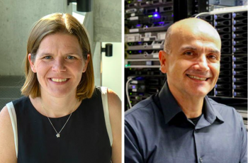 Image link to ECE Professors Natalie Enright Jerger and Andreas Moshovos named IEEE Fellows
