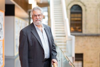 Image link to With a focus on skin cells, U of T's Michael Sefton seeks 'huge step forward' in diabetes treatment
