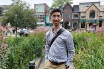 Image link to Startup led by U of T alumni uses AI to help Canadians track parliamentary proceedings