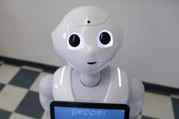 Image link to Humanoid robots that behave with less authority are more persuasive