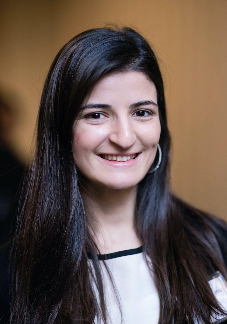 Portrait of Esmeralda Bukuroshi