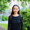 Portrait of Janice Zhou