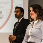 Ideas Ignite at Entrepreneurship Weekend Event