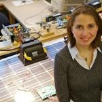 ECE Student Takes NSERC André Hamer Postgraduate Prize