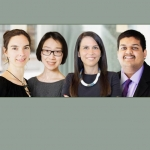 U of T Engineering welcomes four new faculty members