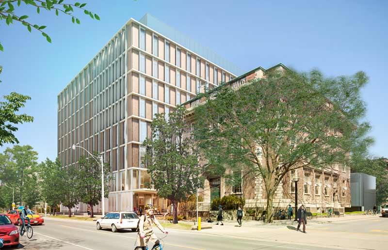 University of Toronto breaks ground on new Centre for Engineering Innovation & Entrepreneurship