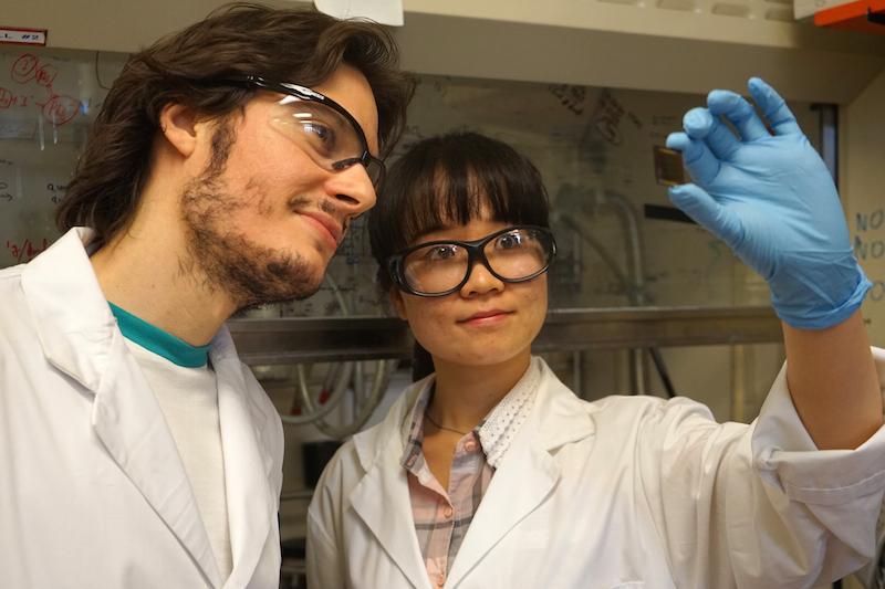University of Toronto researchers