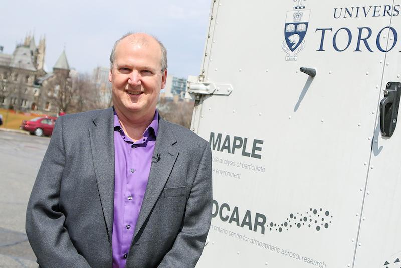 Professor Greg Evans