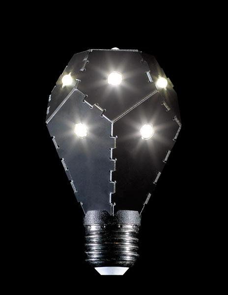 A Nanoleaf Ivy bulb