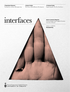 Cover of Interfaces 2015