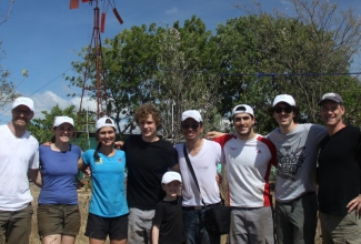 Winds of change: U of T engineers design windmills for Nicaragua