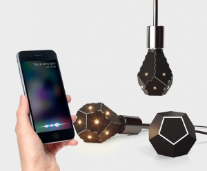 Nanoleaf's new Smarter Kit smart home lighting system (Courtesy: Nanoleaf).