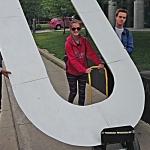 "#UofTGrad16: Engineering students put the ""U"" in U of Toronto"