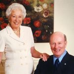 Margaret and John Bahen (CivE 5T4). Both U of T alumni, their visionary philanthropy is seeding breakthroughs in medicine, engineering, math and computer science.