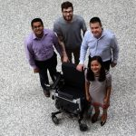 Wheelchairs get robotic retrofit to become self-driving
