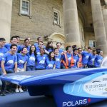 Polaris: Blue Sky Solar Racing team unveils its newest vehicle