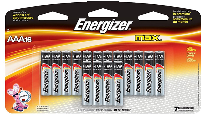 Energizer batteries/Courtesy: Energizer