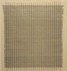 Untitled, Agnes Martin, 1960