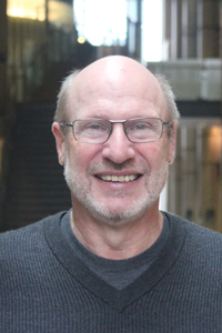 Professor Mark Fox (MIE)